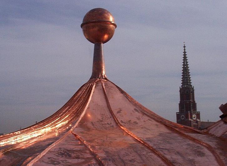 Turm in der Ohlmuellerstr.