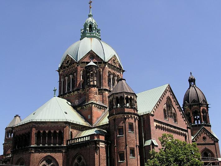 St. Lukas-Kirche