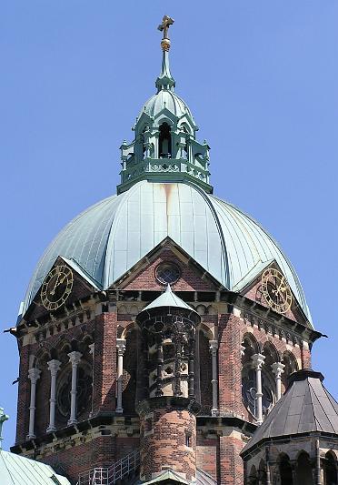 St. Lukas-Kirche Kuppel