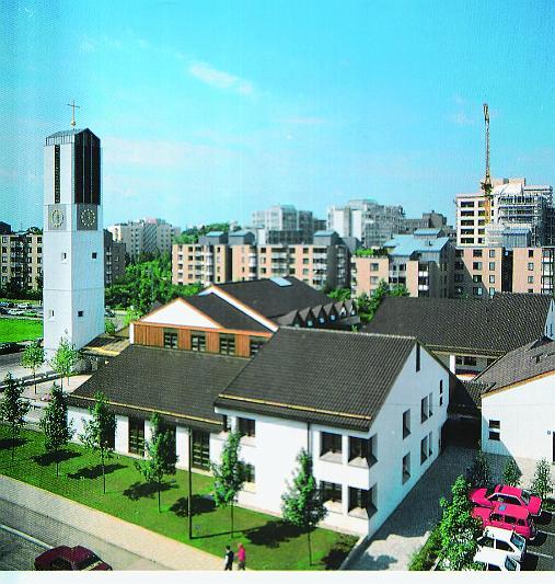 Gemeindezentrum St. Rita