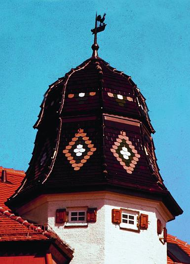 Turm Moosacher Bürgerhaus