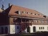 Biberschwanzdeckung am Pfarrhaus in Schweitenkirchen