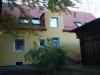 Kirchenbiber am Pfarrhaus in Gröbenzell