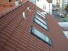 Energetische Dachsanierung mit Zwischensparren und Aufsparrenzusatzdämmung in der Mettinghstraße