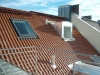 Dachsanierung mit Zwischensparren und Aufsparrenzusatzdämmung in der Mettinghstraße